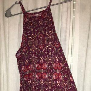 Dresses & Skirts - target a line floral dress